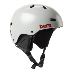 Bern Macon H2O satin light grey 2016