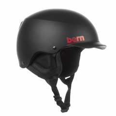 Bern Team Baker matte black 2017/2018