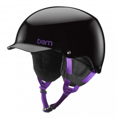 Bern Team Muse gloss black 2017/2018