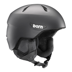 Bern Weston matte black 2016/2017