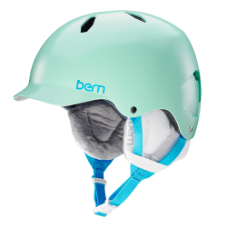 Bern Bandita satin mint green 2016/2017