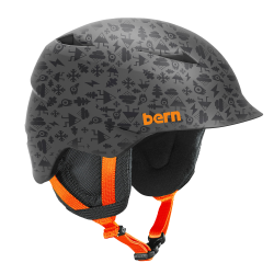 Bern Camino matte grey feature creature 2015/2016