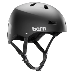 Bern Macon Team matte black 2017