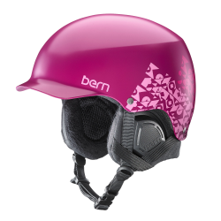 Bern Muse satin magenta geo graphic 2015/2016
