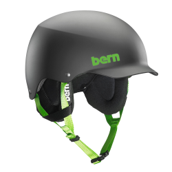 Bern Team Baker matte black 2015/2016