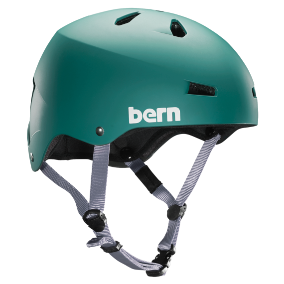 Bern Macon Team matte green 2016