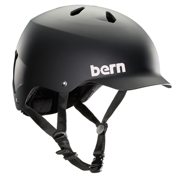 Bern Watts Team matte black 2016