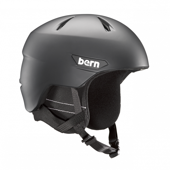 Bern Weston matte black 2018/2019